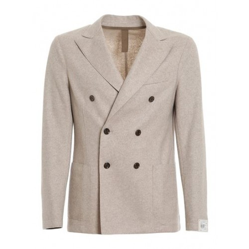 Eleventy Boy Double-breasted blazer Clothing fit types quality Cut Off For Sale RX6X56529