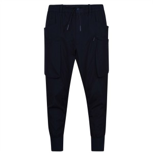 Y3 Young Men Y3 Utility Trousers fit types Legend Ink Discount on clearance V6PA75556