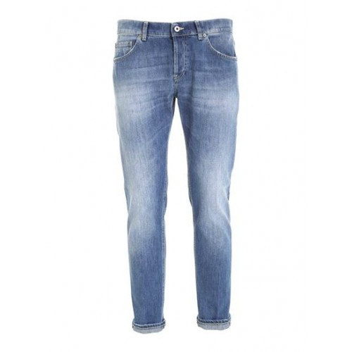 Dondup Male Mius jeans in blue Clothing Hot Sale DW06E8479