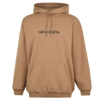 BALENCIAGA Young Men Symbolism Hoodie plus size Oat 9605 New Season 06EF72967