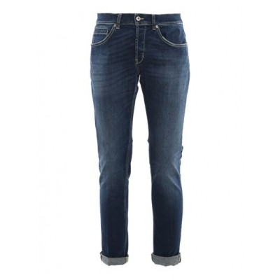 Dondup Male George skinny jeans in blue Clothing sizes New Season Ships Free YHBA24243