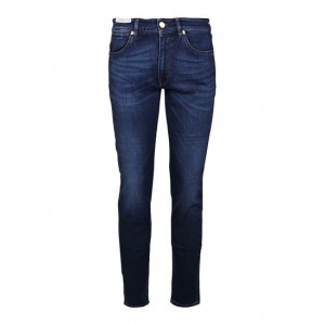 PT Torino Male Swing faded straight leg jeans in blue Clothing  online shopping L19SP4261