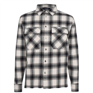 REPRESENT Male Flannel Shirt big and tall Custom Waffle On Line Cheap ROLX52013